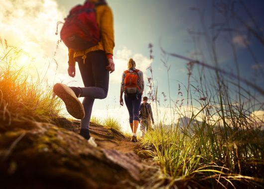Terrashop: Verschiedene ADAC Wanderführer für nur 4,99€ inkl. Versand statt 11,95€