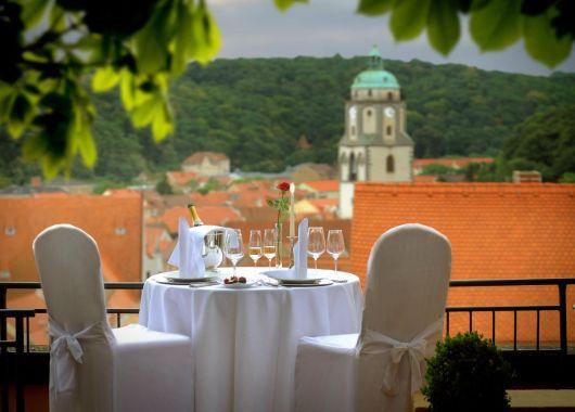 Romantischer Urlaub: 3 Tage zu zweit für 219 Euro im guten 4* Hotel inkl. Halbpension