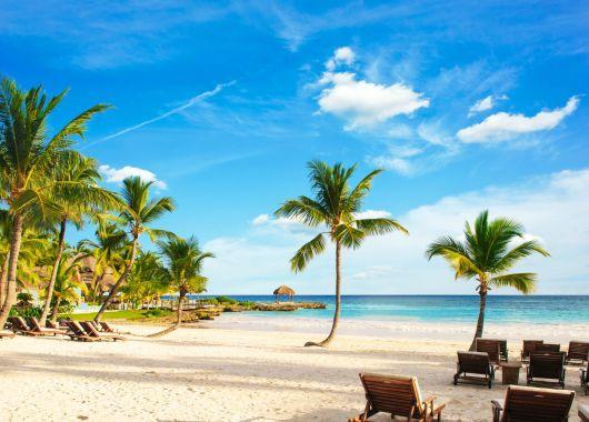 2 Wochen Dominikanische Republik im April: 4* Hotel All Inclusive, Flug, Rail&Fly und Transfer ab 1018€