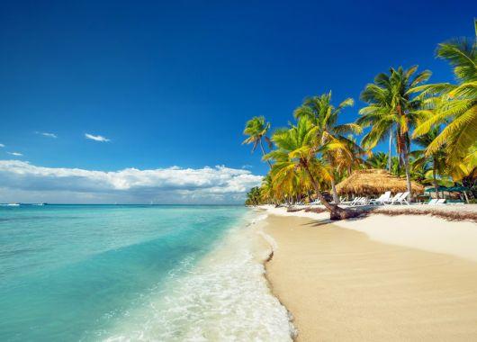 14 Tage Dominikanische Republik mit Flug, Transfer, Rail & Fly  und All Inclusive ab 1416€