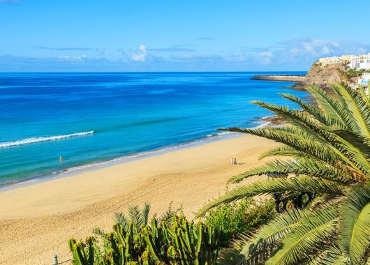 Eine Woche Fuerteventura im 4* Hotel inkl. Flug, Transfer, Rail&Fly und All Inclusive ab 489€