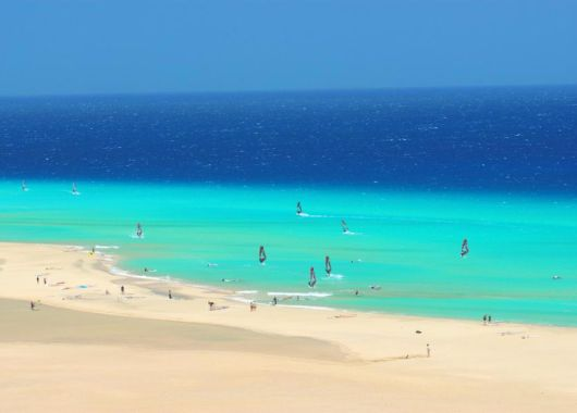 Preisknaller: 1 Woche Fuerteventura im 3* Hotel inkl. Flug ab 164€ pro Person
