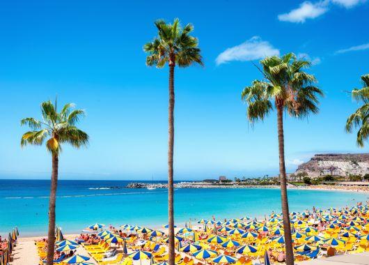 Gran Canaria: 1 Woche im 3* Hotel inkl. Flug und Transfer ab 333€ pro Person