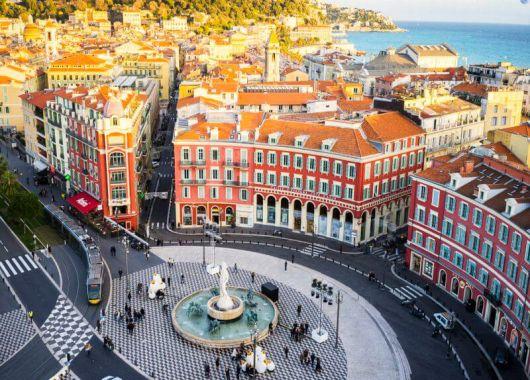 4 Tage Nizza im 4* Hotel inkl. Frühstück und Flug ab 203€