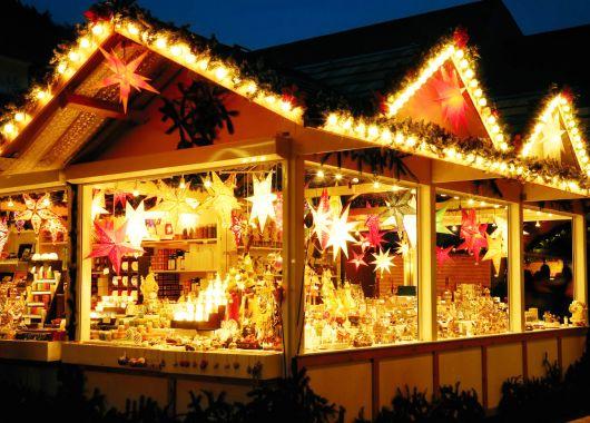 Weihnachtsmarkt in Straßburg: Übernachtung im 3*Hotel inkl. Frühstück und Glühwein ab 49€