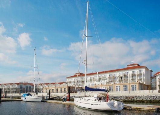 6 Tage Wellness in Boltenhagen: 4* Hotel am Yachthafen inkl. Frühstück und Late Check Out für 229,50€ pro Person