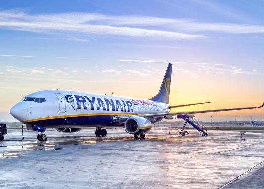 Nur heute bei Ryanair: 20% Rabatt auf viele Routen von und nach Deutschland