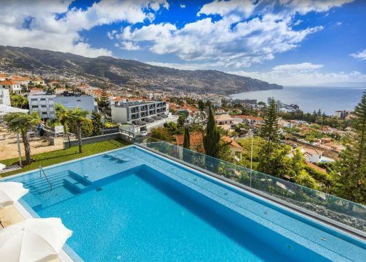 1 Woche Madeira im Dezember: 4* Hotel inkl. Frühstück, Flug und Transfer ab 334€