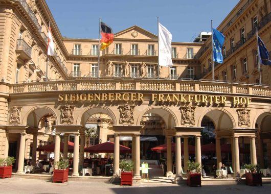 Gutschein für die Steigenberger Luxus-Hotels: 2 Übernachtungen in einem von 34 Hotels inkl. Frühstück für nur 222€ für 2 Personen