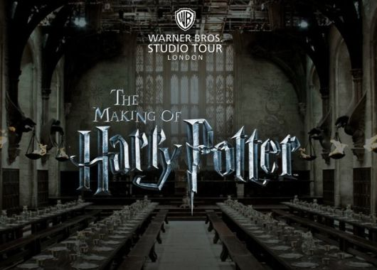 3–4 Tage London inkl. Hotel, Frühstück, Flug und Warner Bros. Studio Tour 'The Making of Harry Potter' ab 189€