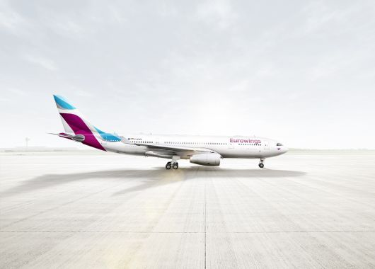 Eurowings: Flüge ab nur 16,99€ (z.B. nach London, Paris, Mallorca)