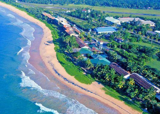 Sri Lanka: 14 Tage im guten 3* Hotel inkl. Flug, Transfer und Halbpension ab 692€