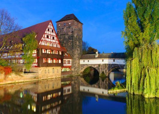 3 – 4 Tage Nürnberg im 4* Hotel inkl. Frühstück & Massage ab 64,99€ pro Person
