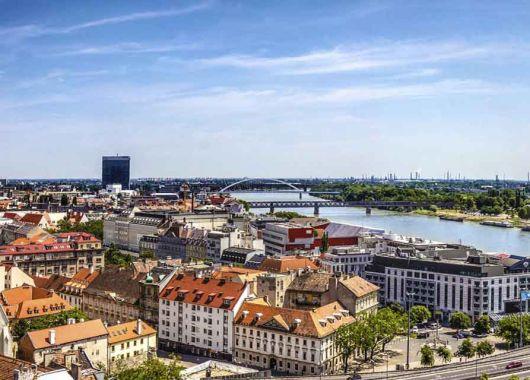 Städetrip – Bratislava: 3 Tage in die slowakische Hauptstadt im 4*Hotel inkl. Frühstück für 46€