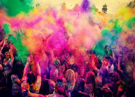 Holi Festival of Colors – 2 Tickets einlösbar in 20 Städten für 22,99€