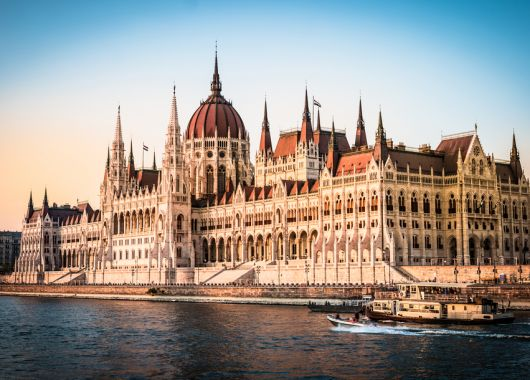 4 Tage Budapest: sehr gutes 3* Hotel, Flug und Frühstück ab 95€