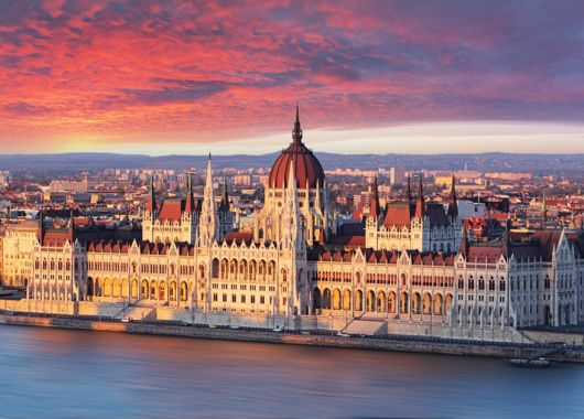 Wochenende in Budapest: 3 Tage im 4* Hotel ab 54€ pro Person