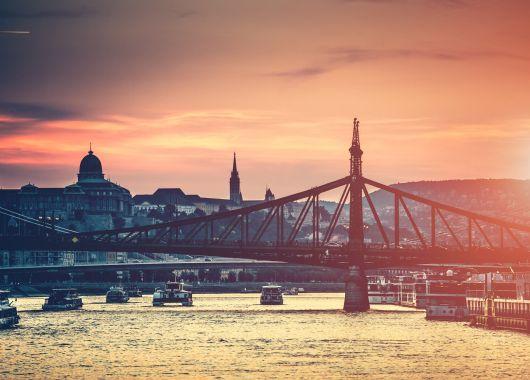 Budapest: Nächte im 4* Hotel inkl. Frühstück ab nur 22,50€ pro Person