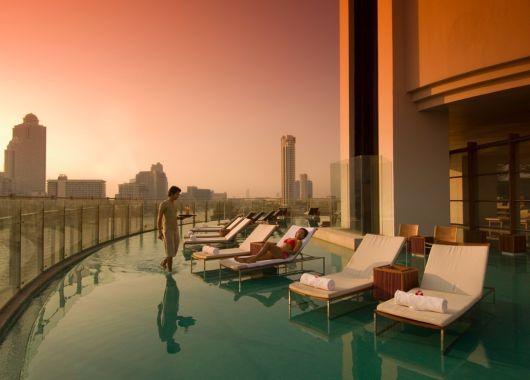 Juni – Juli: 10 Tage Bangkok im 5* Hotel mit Flug ab 838€