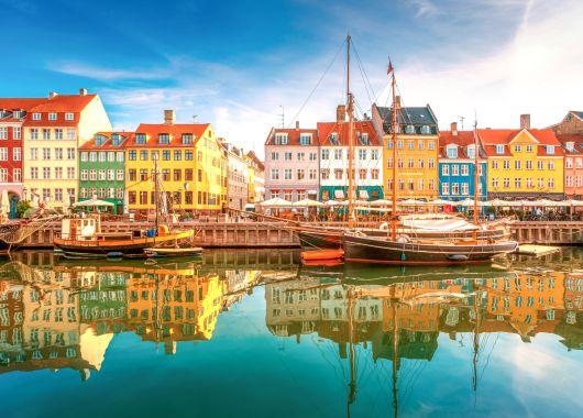 Himmelfahrt nach Kopenhagen: 4 Tage im 3* Hotel inkl. Flug ab 208€ pro Person