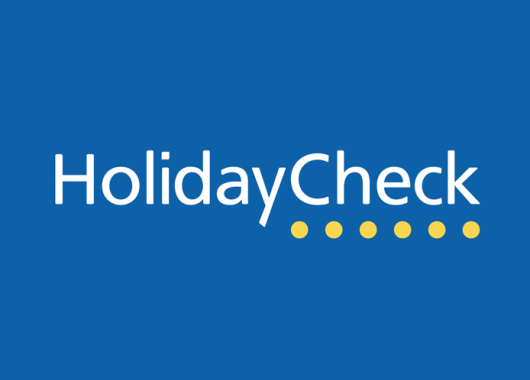 Holidaycheck: 2x Gutscheine über 100€ oder 50€ auf Pauschalreisen