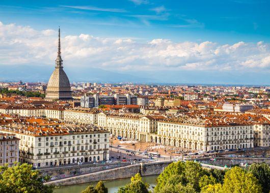 3 Tage Turin im 4* Hotel inkl. Frühstück ab 55€