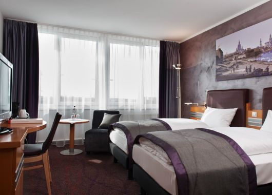Dresden: 3 bis Tage im sehr guten 4* Hotel Wyndham Garden inkl. Frühstück und Abendessen ab 75€ pro Person
