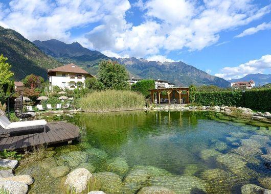 3 Tage Wellness in Südtirol: 4* Hotel inkl. Halbpension und Massage ab 139€
