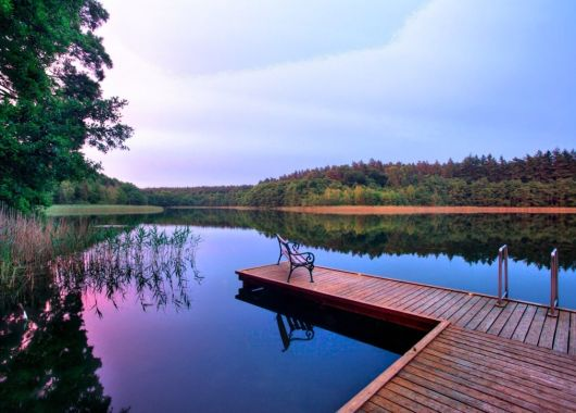 3 Tage Erholung in der Uckermark: 3* Seehotel inkl. Halbpension, Wellness und Ruderboot ab 89,50€