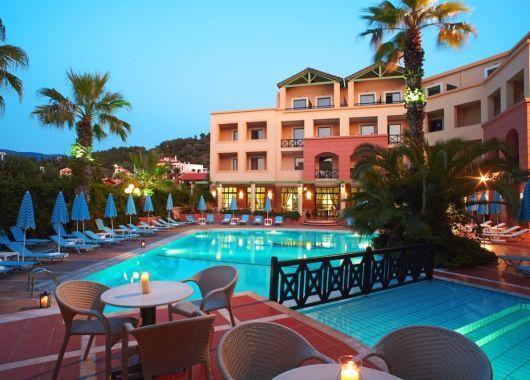 1 Woche Samos im 4* Hotel inkl. Halbpension, Flug und Transfer ab 327€