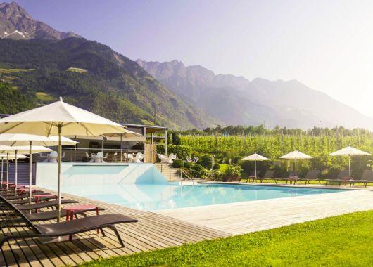 Südtirol: 3 Tage im Deluxe ambience DZ des 4*Designhotels inkl. HP und Massage für 162€ mit Gutscheincode