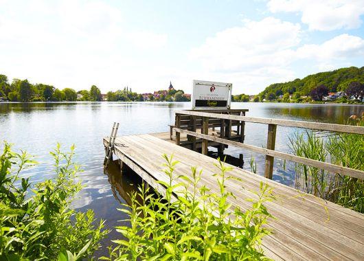 Romantische Auszeit in Schleswig Holstein: 3 Tage im 4*Hotel inkl. Frühstück, Dinner und Seeblick für 109€