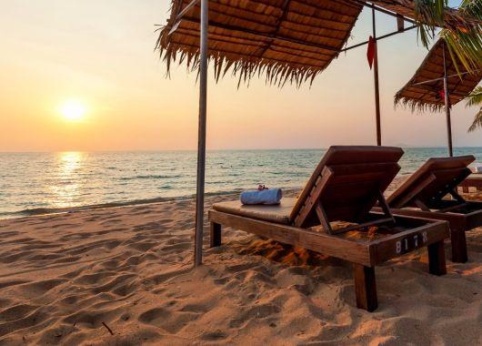 13 Tage Jomtien, Pattaya im 4* Hotel inkl. Frühstück, Flug, Transfer und Rail&Fly ab nur 837€