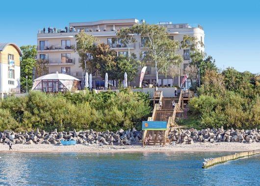 3, 4, 6 oder 8 Tage im polnischen Seebad: 4* Hotel inkl. Halbpension und Wellness ab 99€
