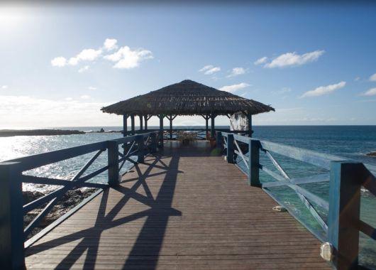 1 Woche direkt am Strand von Boavista: 3* Hotel inkl. Halbpension, Flug, Transfer und Rail&Fly ab 410€