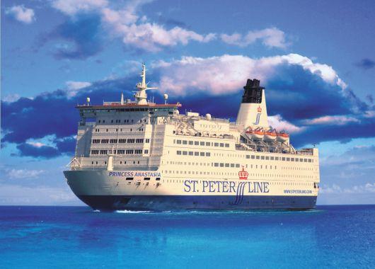 Minikreuzfahrt auf der Ostsee: 4 Tage  Fly & Cruise nach Stockholm, Tallinn, St. Petersburg & Helsinki inkl. Flug und Frühstück ab 279€