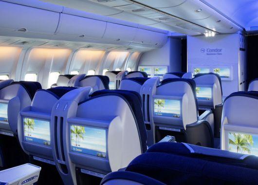 Condor Business Class: Langstrecke ab 540€ pro Flug, z.B. Rio de Janeiro