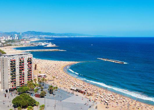 Wochenende in Barcelona: 3 Tage im 3* Hotel für nur 57€ pro Person