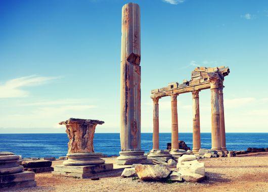 1 Woche Türkische Riviera im 5* Hotel mit All In, Flug und Transfer ab 298€