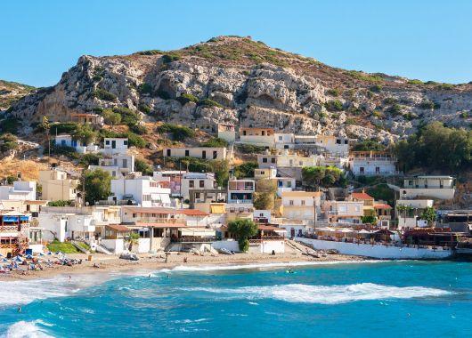 Lastminute: 1 Woche Kreta im 4* Apartment inkl. Halbpension, Flug & Transfer ab 337€