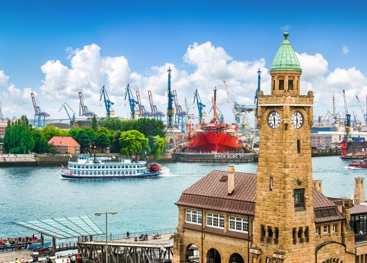 Wochenende in Hamburg: 3 Tage im 4* Hotel ab 76€ pro Person
