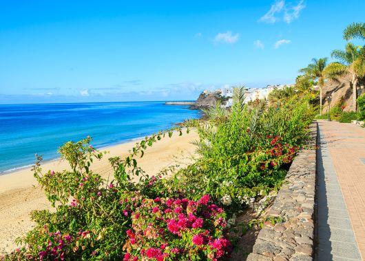 Fuerteventura: 1 Woche All Inclusive im guten 3* Hotel mit Flügen, Transfers und Rail&Fly für 337€
