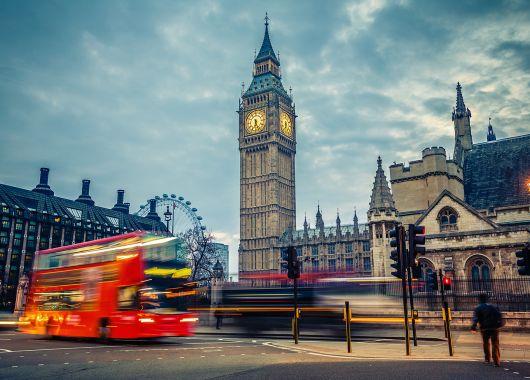 Städtetrip London: 3 Tage im 4*Hotel mit Flug und Frühstück für 189€