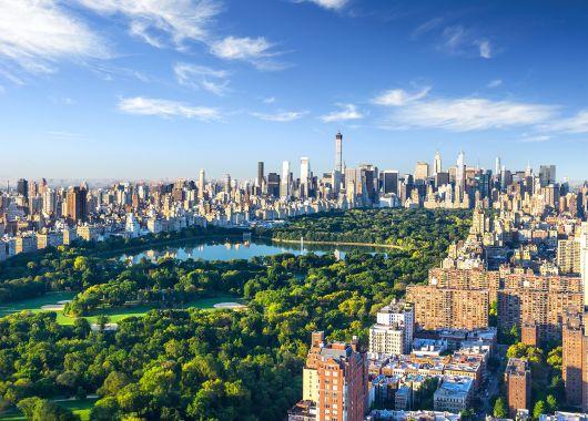 New York: 6 bis 8 Tage im Hilton Garden Inn mit Flügen und Frühstück ab 879€