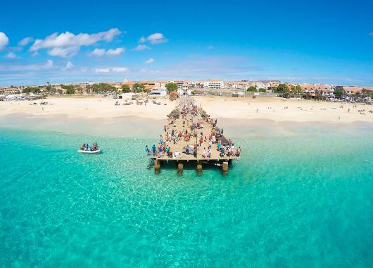 Lastminute auf die Kapverden: 1 Woche im 4* Apartment auf Sal inkl. Flug und Transfer ab 349€