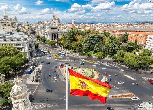 4 Tage Madrid im schicken 3* Hotel inkl. Flug und Frühstück ab 121€