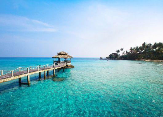 9 Tage Bali im September: 5* Resort inkl. Frühstück, Flug, Rail&Fly und Transfer ab 1254€