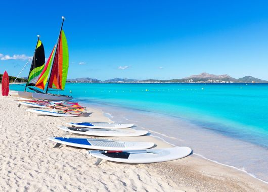 Kurzurlaub Mallorca: 5 Tage im 3*Hotel inkl. Halbpension, Flügen und Transfers ab 234€