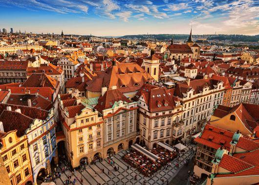 Schnäppchen: 1 Wochenende in Prag (Fr.- Son.) im guten 3* Hotel inkl. Frühstück für nur 23€ pro Person