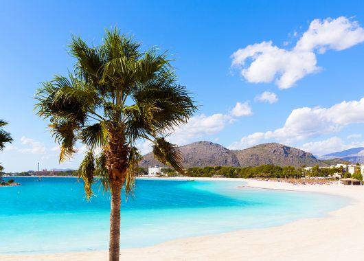 Lastminute: 1 Woche Cala Millor im 4,5* Hotel mit All In, Flug und Transfer ab 438€